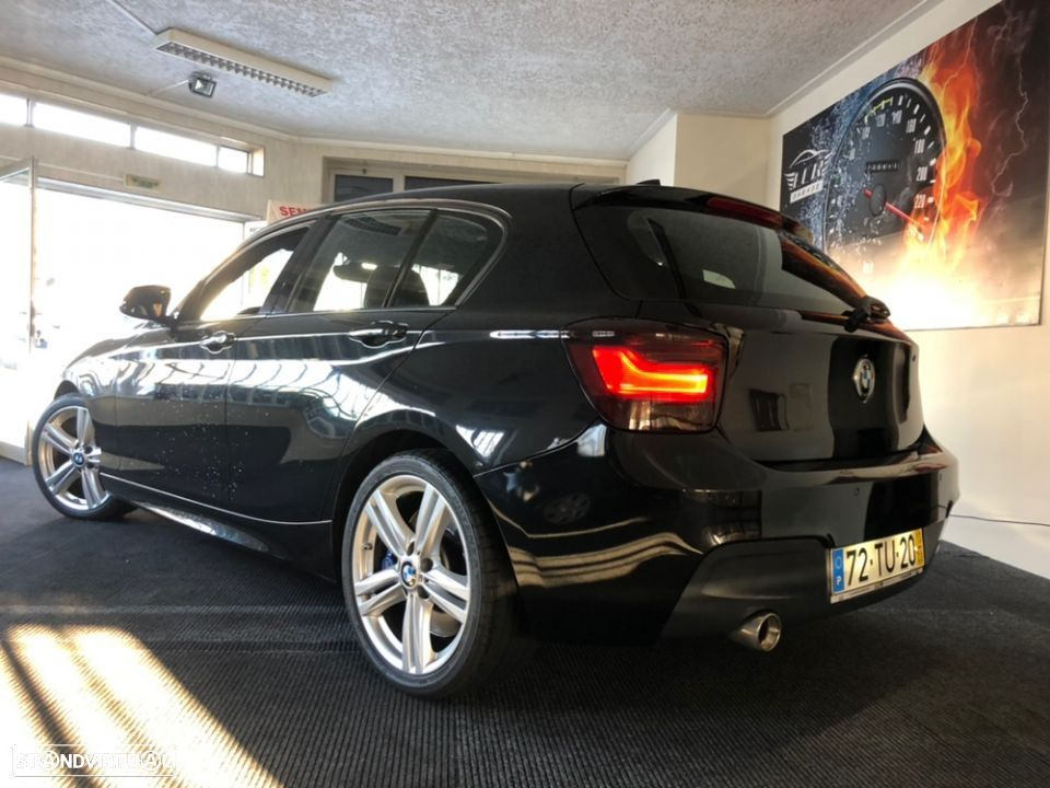 BMW 118 143cv pack m performance original - 1