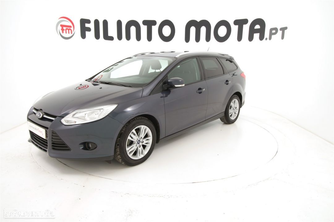 Ford Focus SW 1.6 TDCi Trend Easy - 24