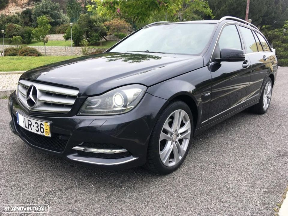 Mercedes-Benz C 220 CDi Avantgarde - 1