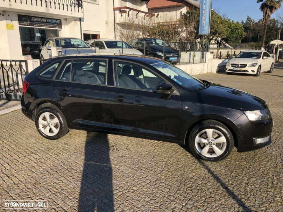 Skoda Rapid Spaceback 1.6 TDi Ambition - 7