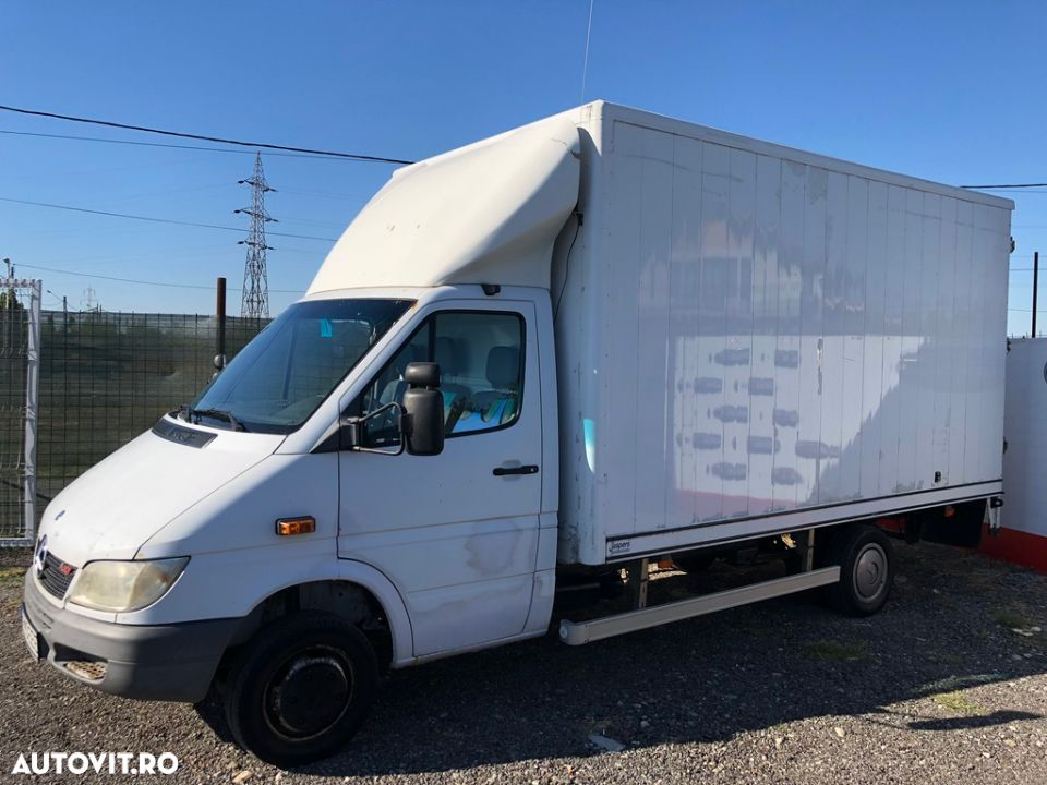 Mercedes-Benz Sprinter 411 cdi - 1