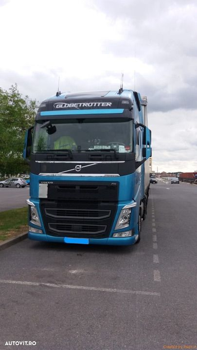 Volvo FH500 - 6