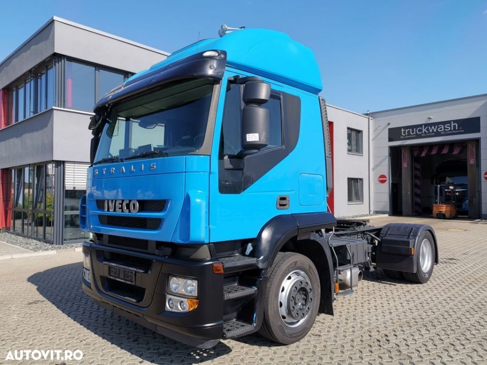 Iveco Stralis AT440S36T/P / German / 1 Hand - 2