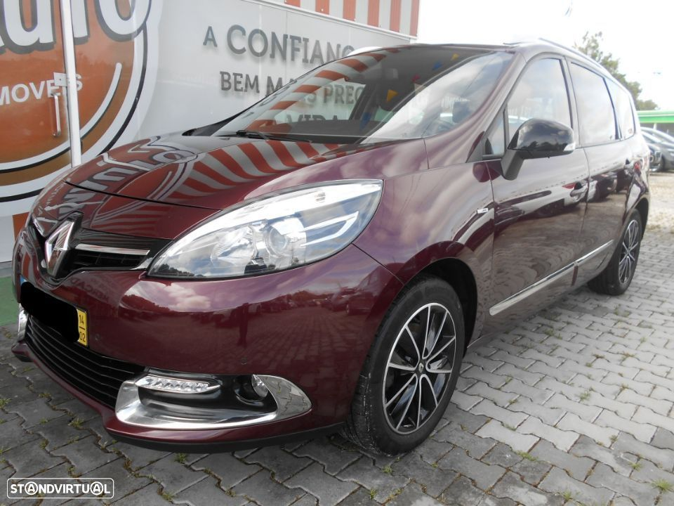 Renault Grand Scénic 1.5 DCI BOSE EDITION - 19