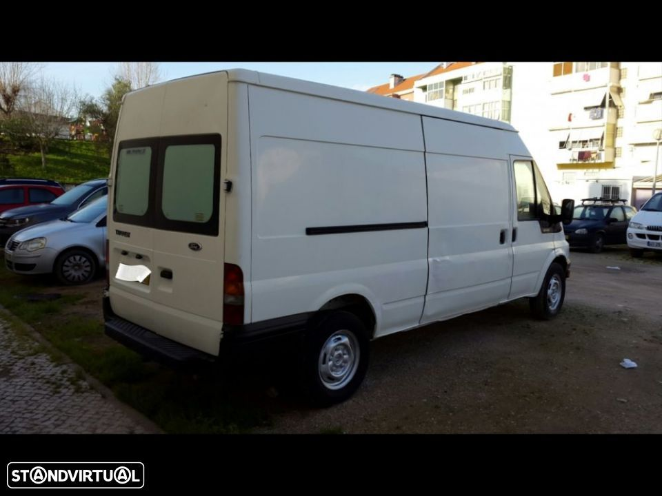 Ford TRANSIT ISOT - 5