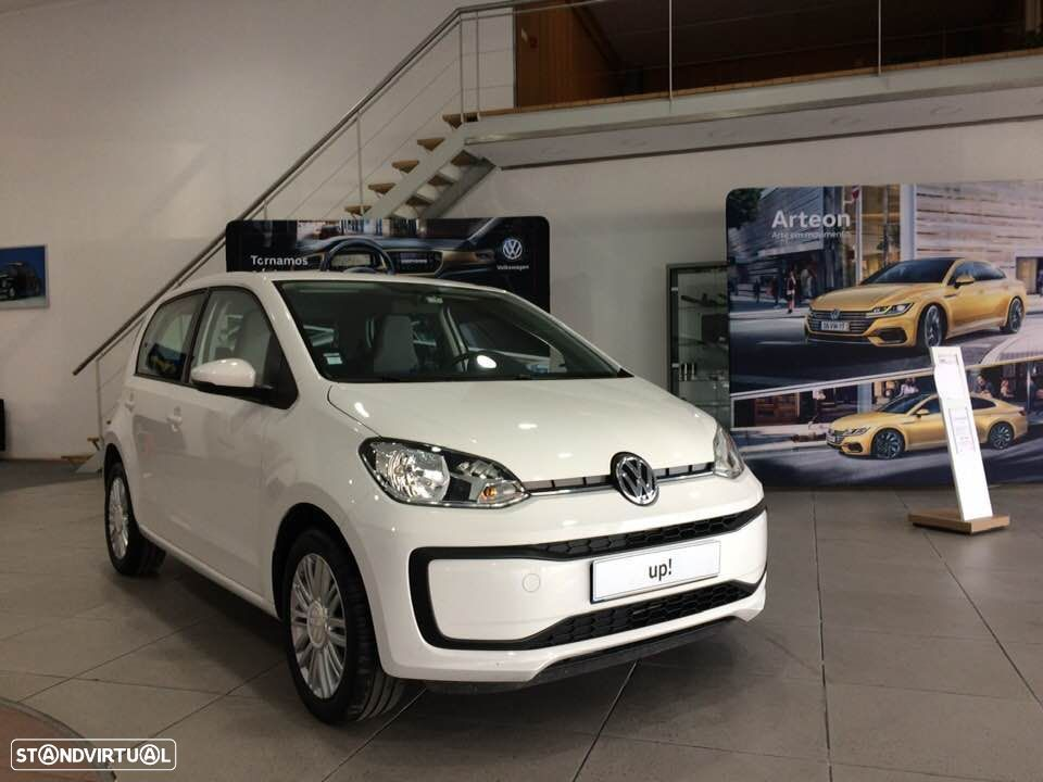 VW Up Move up 75cv - 5