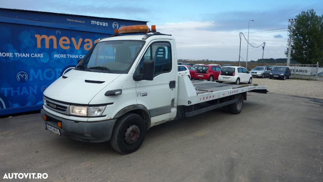 Iveco DAILY 65C15 TRANSPORT AUTO - 1