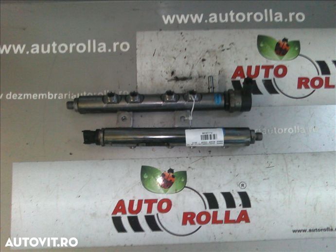 rampe injectoare 2bc 3.0d v6 land rover range rover vogue / 2015 - 1
