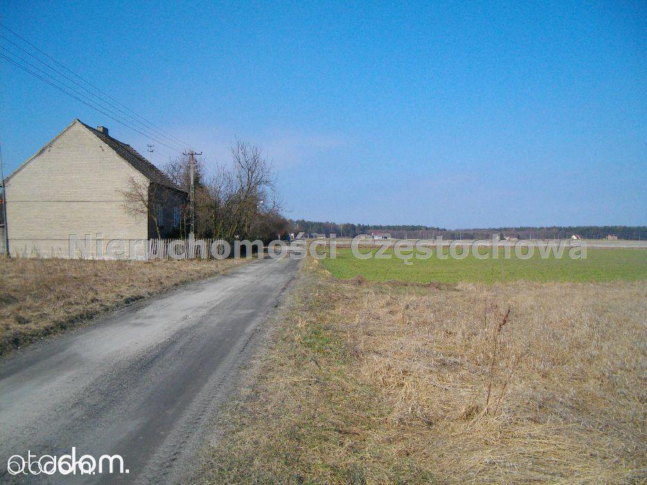 Działka na sprzedaż, Grabarze, kłobucki, śląskie - Foto 2