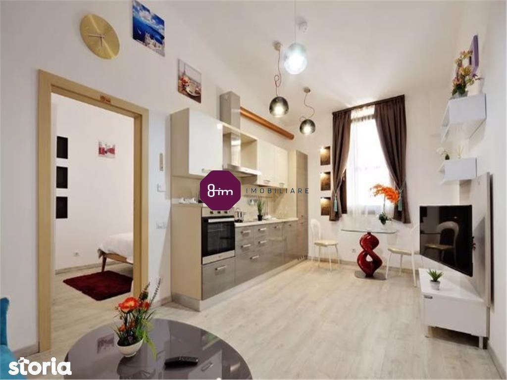 Apartament de inchiriat, Cluj (judet), Strada Deleu Victor - Foto 1