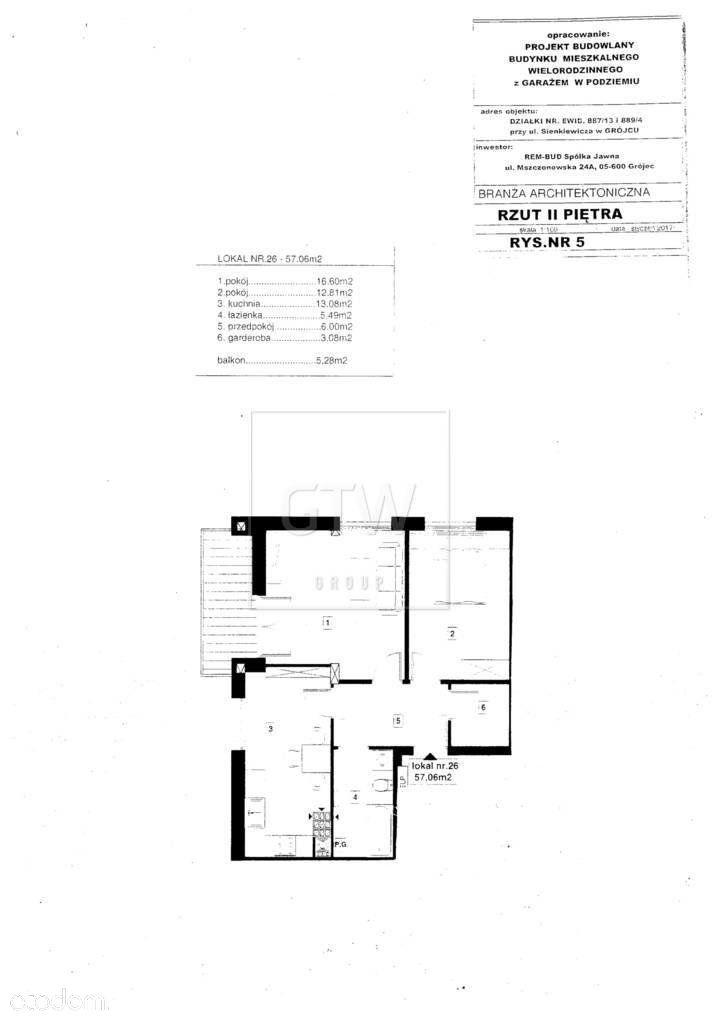 Mieszkanie na sprzedaż, Grójec, grójecki, mazowieckie - Foto 2