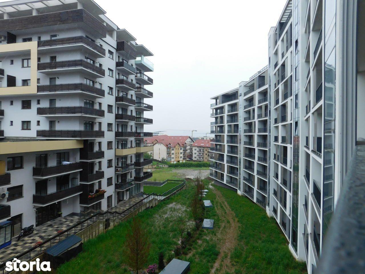 Apartament de inchiriat, Cluj (judet), Strada Wolfgang Goethe - Foto 7