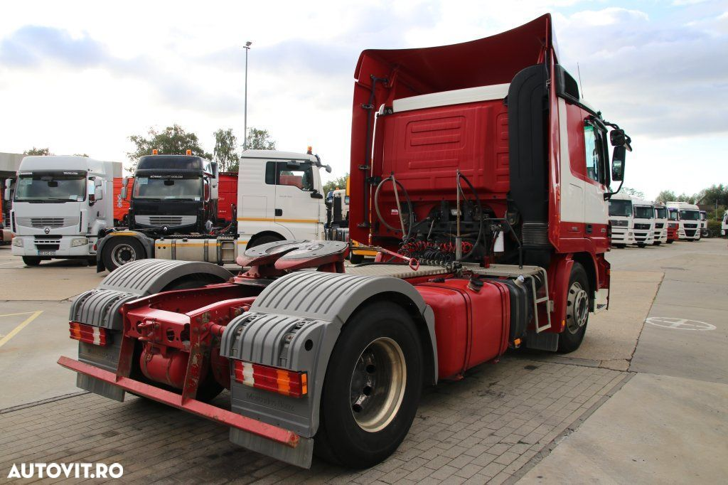 Mercedes-Benz ACTROS 1855 LS- MP2 +KIPHYDR. - 4