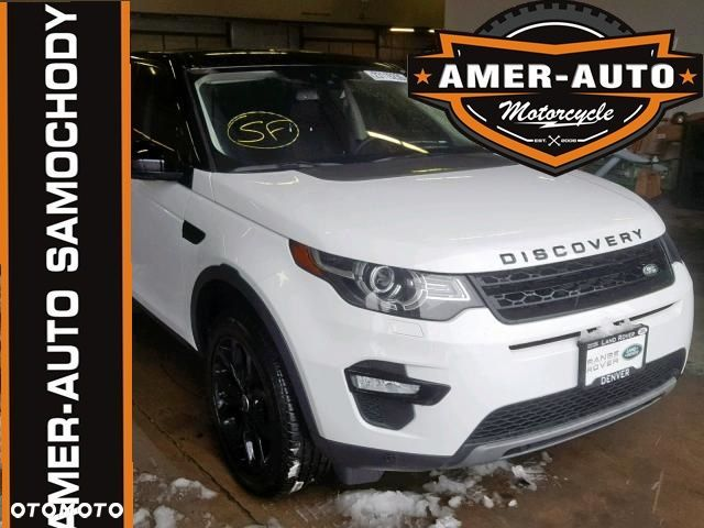 Land Rover Discovery Amer Auto - 1