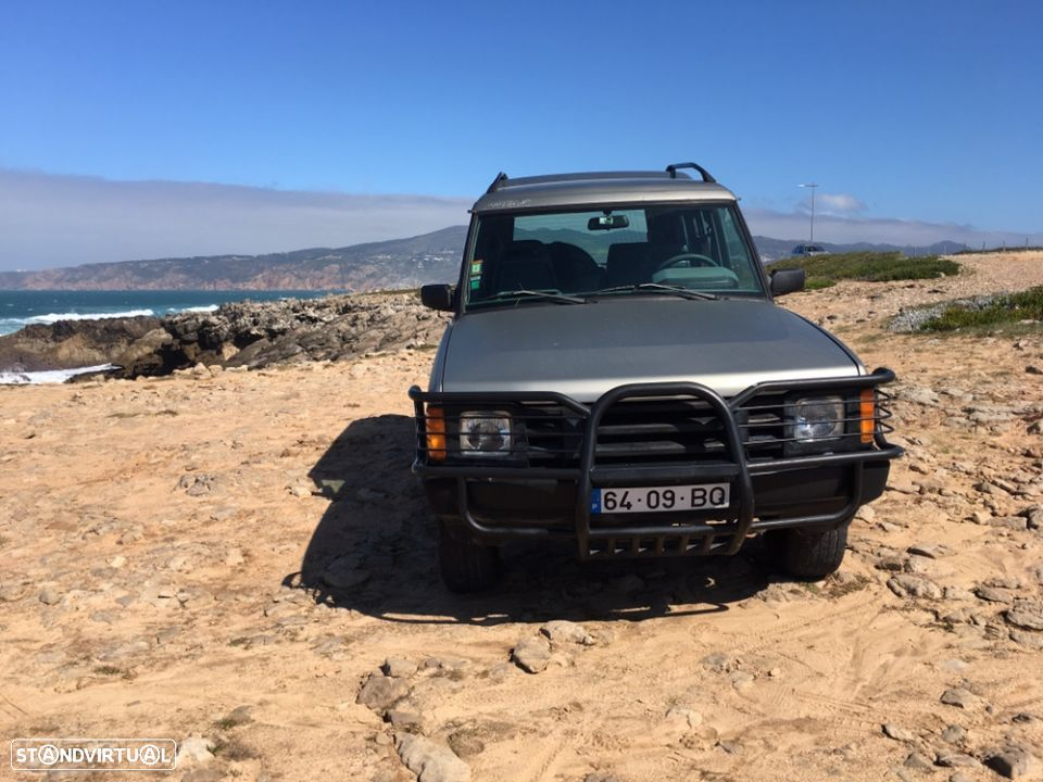 Land Rover Discovery 2.5 TDI - 3