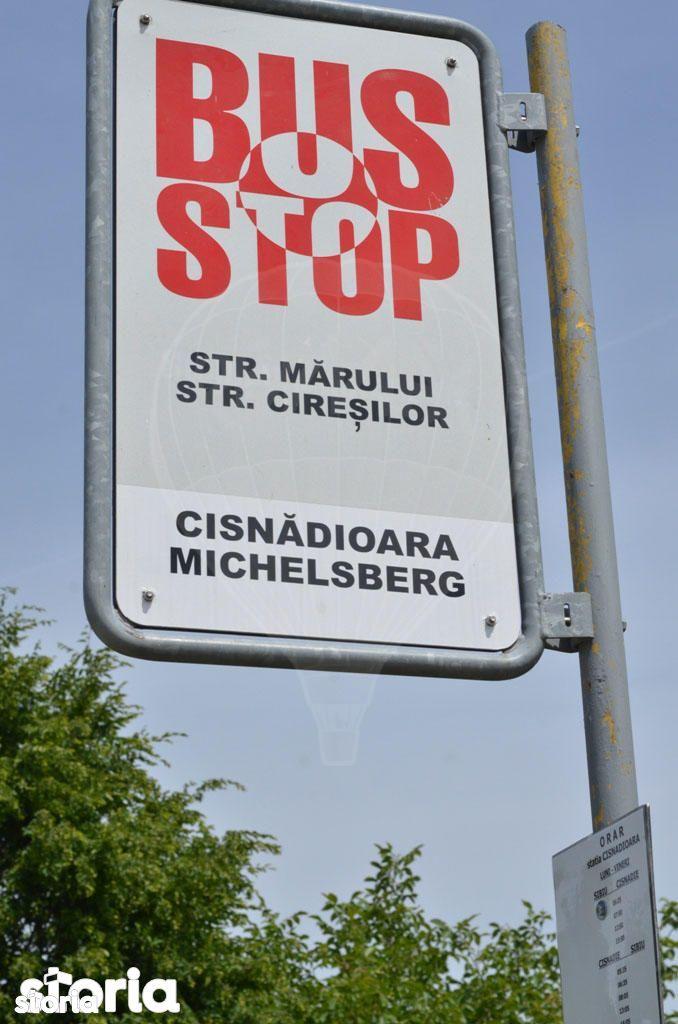Teren de Vanzare, Sibiu (judet), Cisnădioara - Foto 4