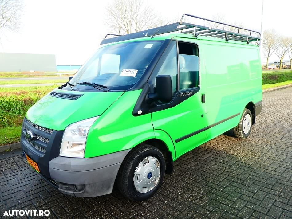 Ford TRANSIT 260 S 125 A - 1