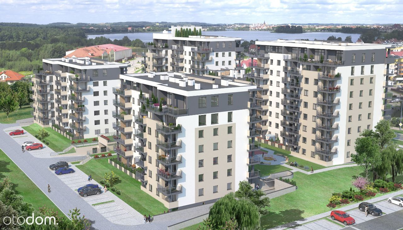 Mieszkanie na sprzedaż, Ełk, ełcki, warmińsko-mazurskie - Foto 3