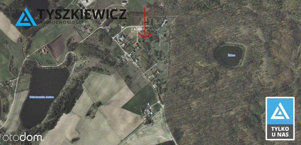 Działka na sprzedaż, Ustarbowo, wejherowski, pomorskie - Foto 1