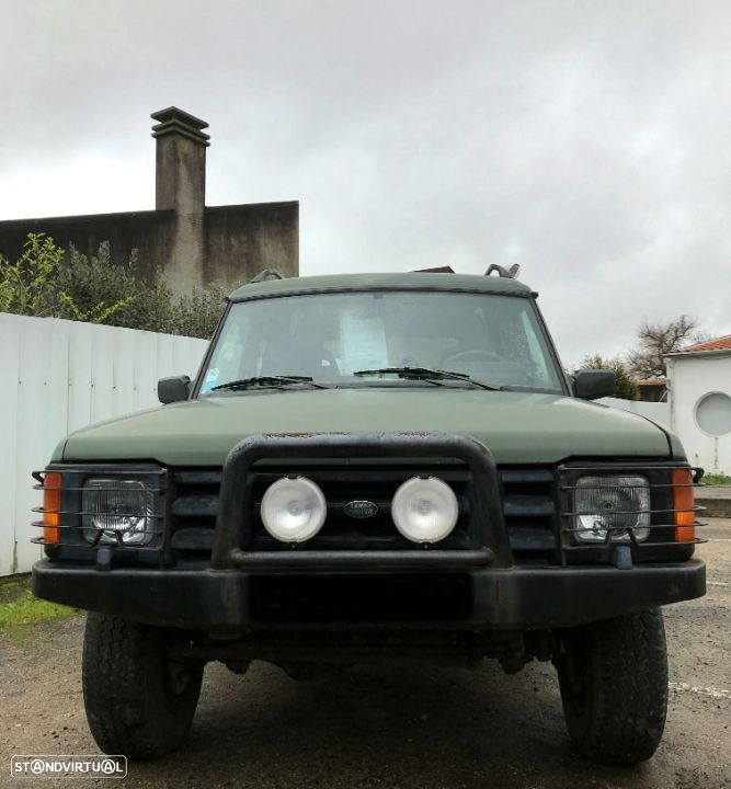 Land Rover Discovery 2.5TDi - 1