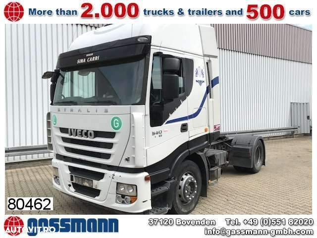 Iveco Stralis AS440S45 T/P 4x2 ActiveSpace - 1