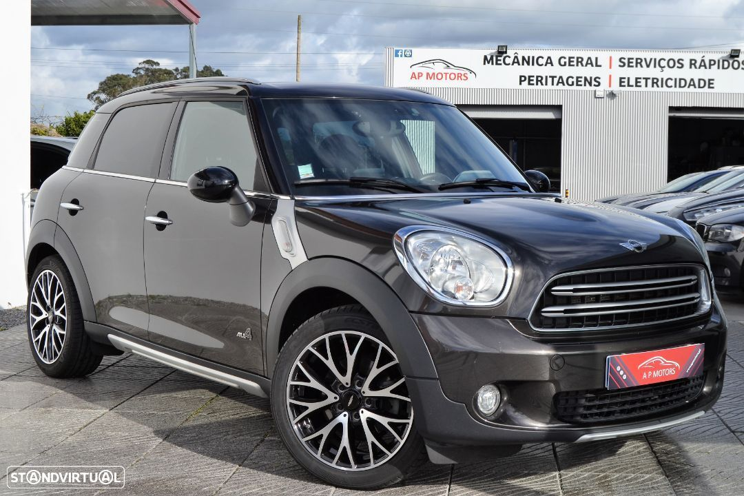 MINI Countryman Cooper D ALL4 Pack Chili - 1