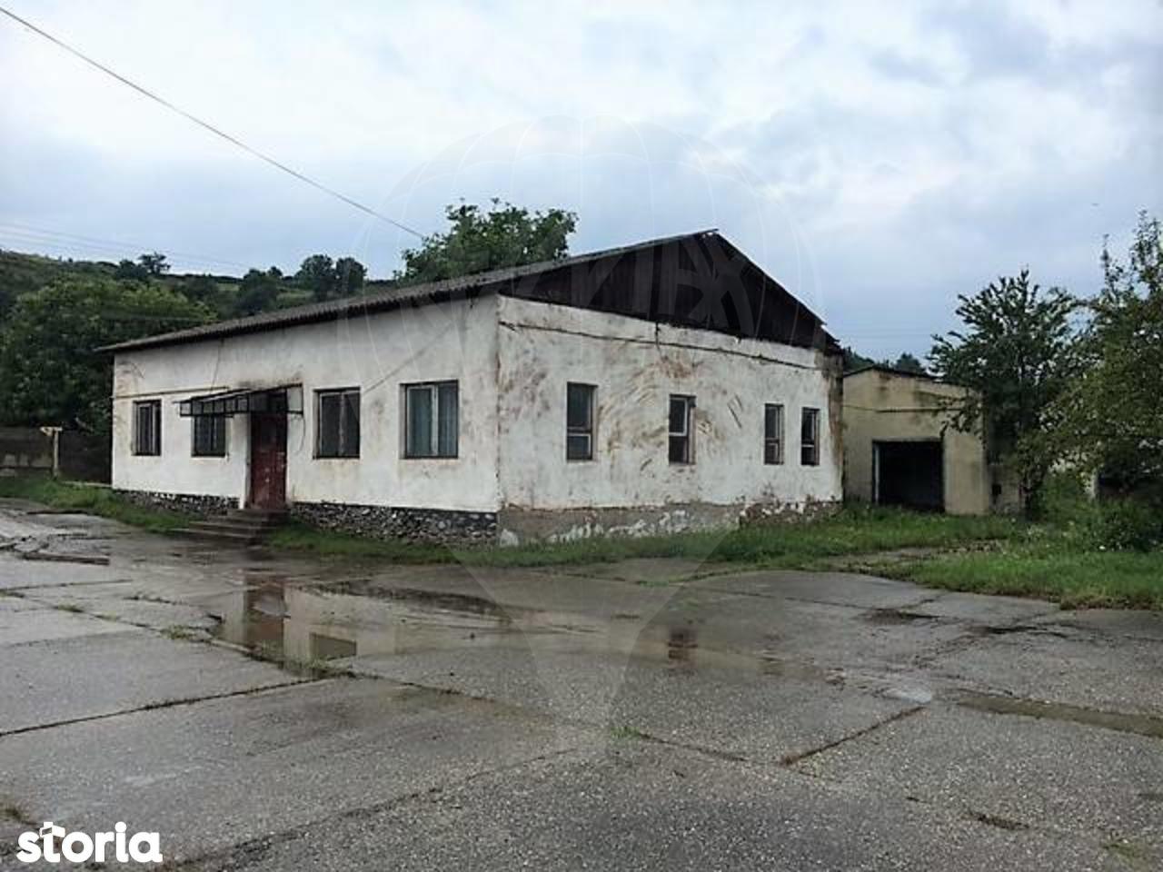 Depozit / Hala de vanzare, Sibiu (judet), Loamneş - Foto 6
