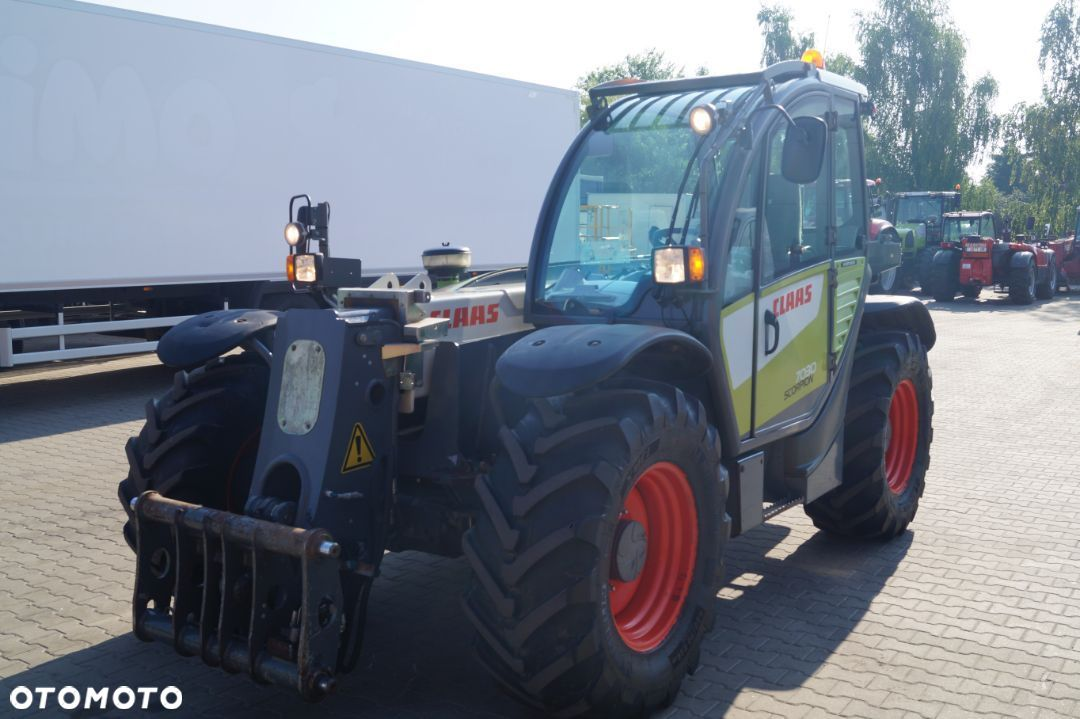Claas Scorpion 7030 Varipower - 2