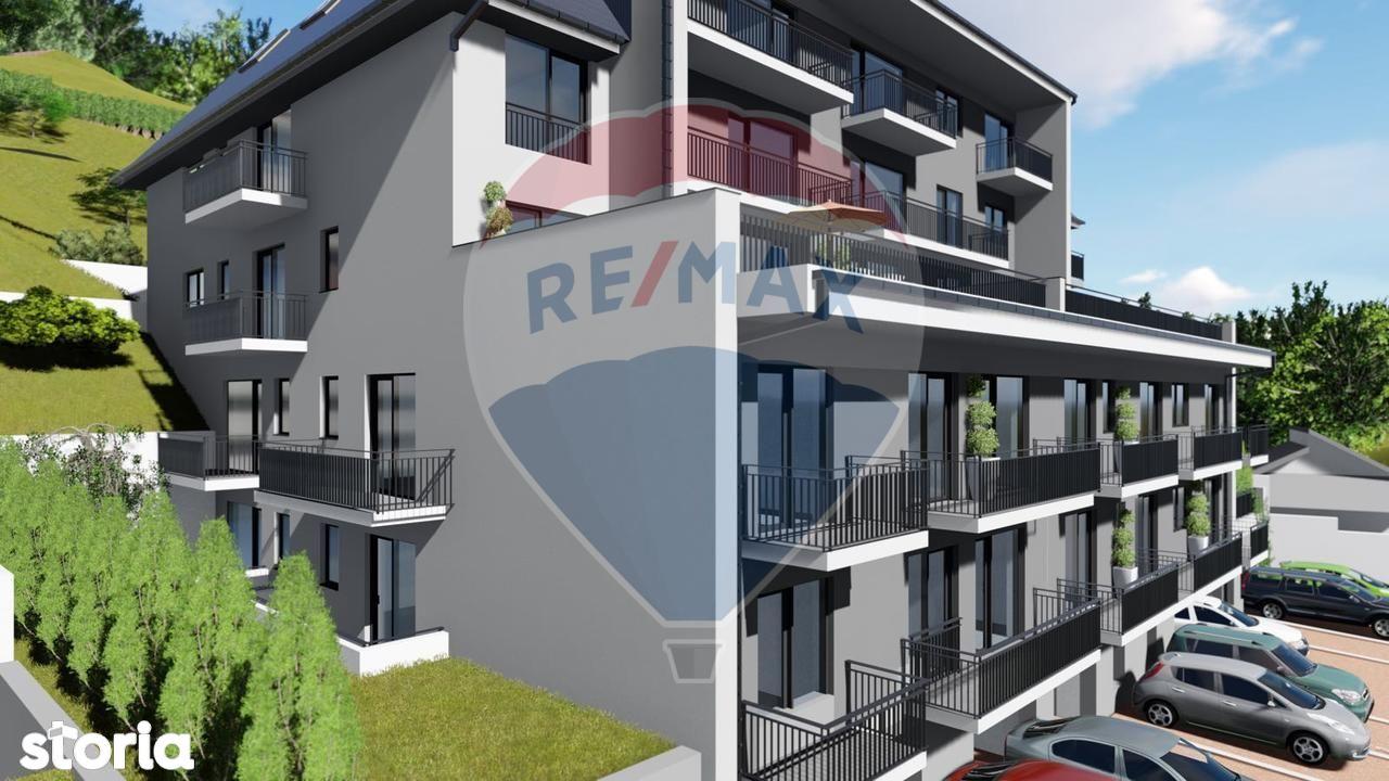 Apartament de vanzare, Cluj (judet), Strada Valea Gârbăului - Foto 2