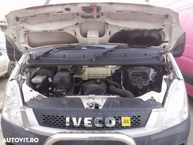 Motor Iveco Daily 2.3 2000-2006 - 1