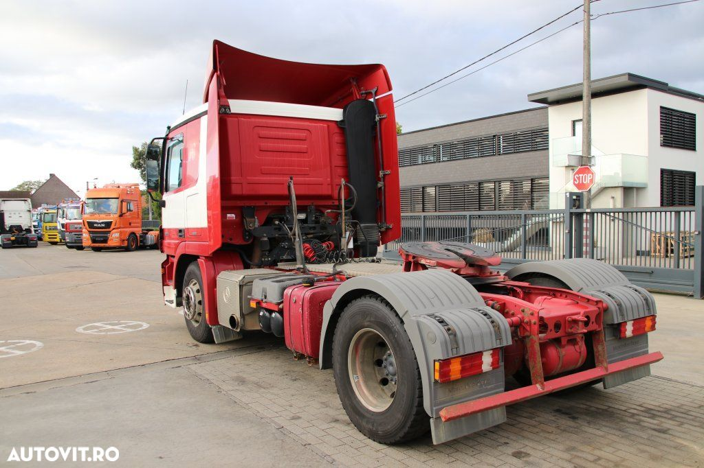 Mercedes-Benz ACTROS 1855 LS- MP2 +KIPHYDR. - 5