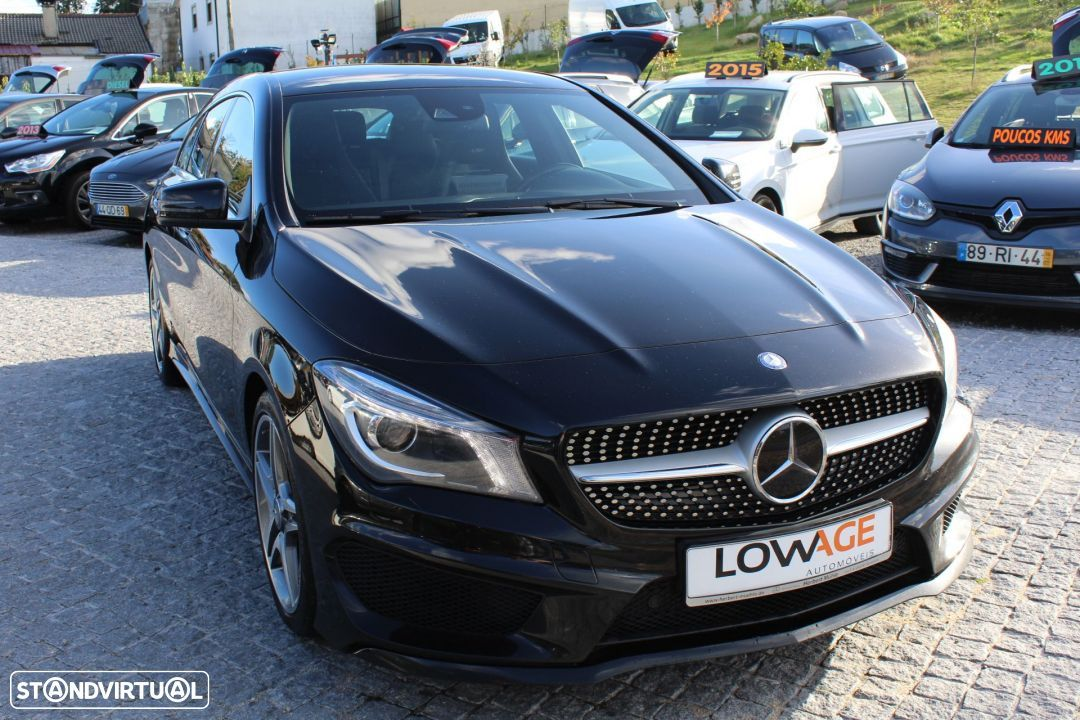 Mercedes-Benz CLA 220 CDI Shooting Break AMG Auto - 8