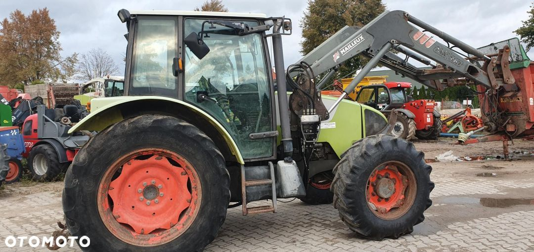 Claas Celtis 446 Tur Mailleux Renault Ares Ceres - 4