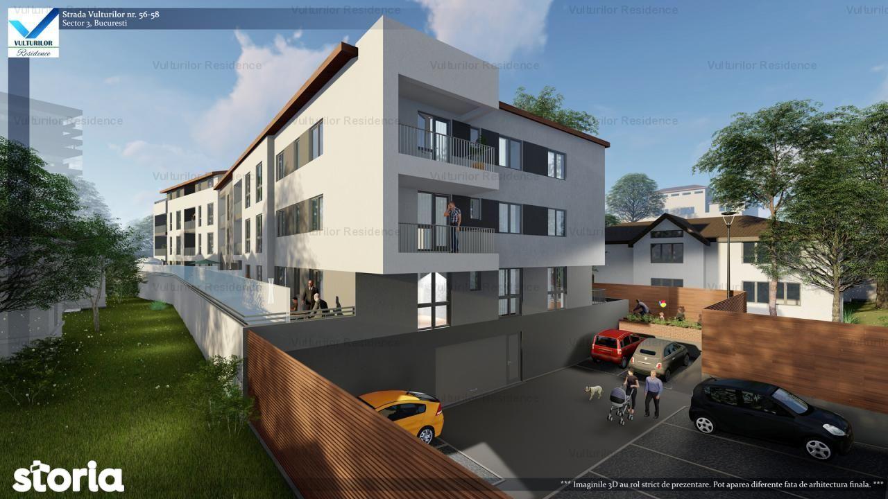Apartament de vanzare, București (judet), Strada Vulturilor - Foto 6