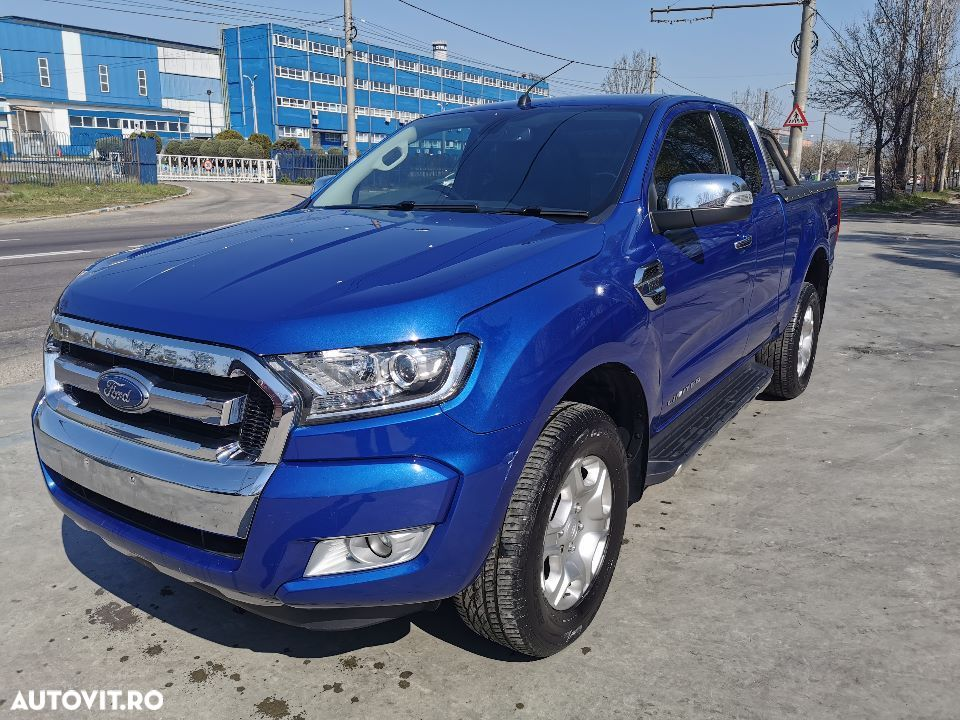 Dezmembrez ford ranger 3 facelift 2015 2018 2 2 manual 6 trepte motor - 5