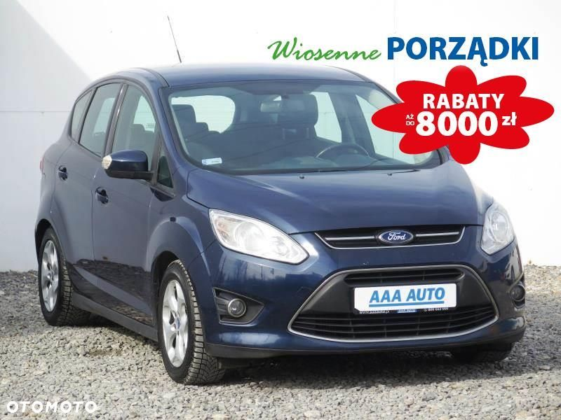 Ford C-MAX 1.6 TDCi, Serwis ASO - 1