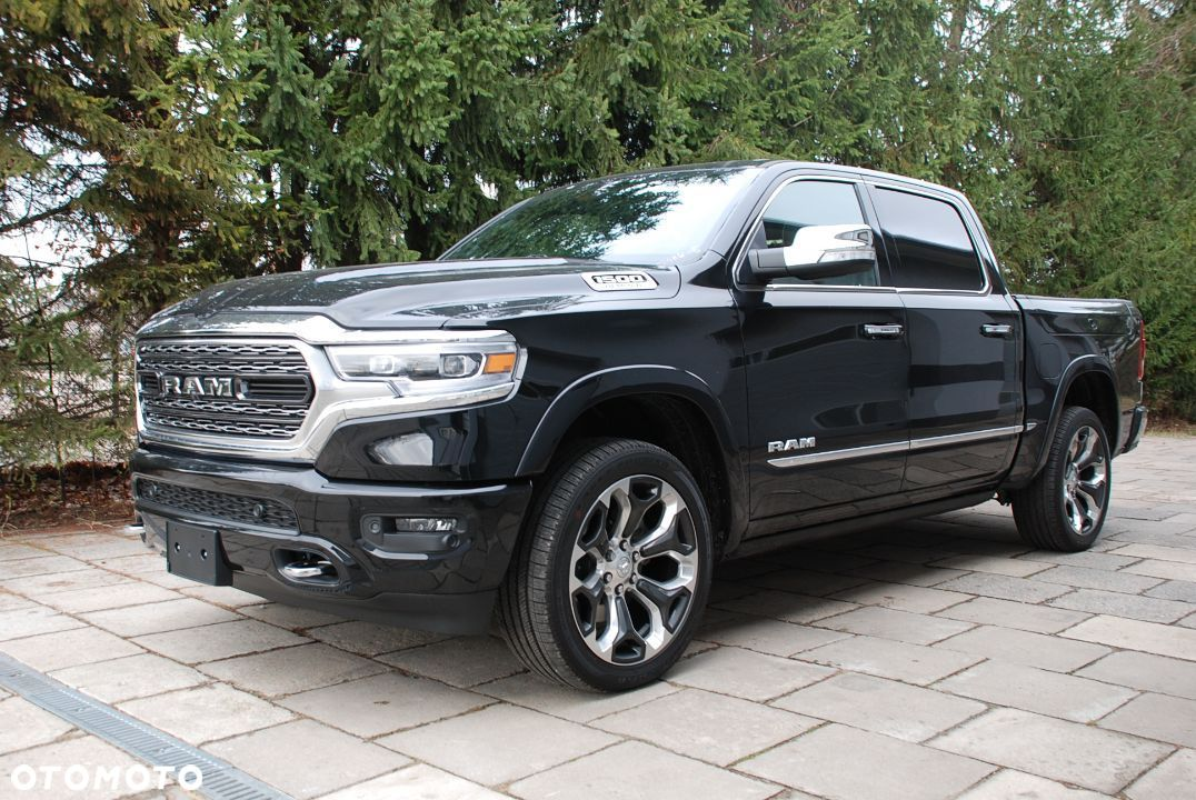 Dodge RAM Nowy! Model 2019! Limited! eTorque! Rambox! - 3