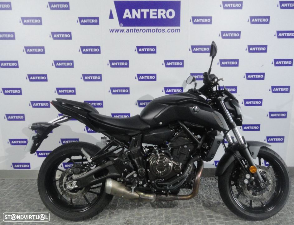Yamaha MT-07 ABS - 1
