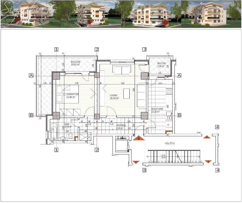 Apartament de vanzare, Bucuresti, Sectorul 1, Domenii - Foto 6