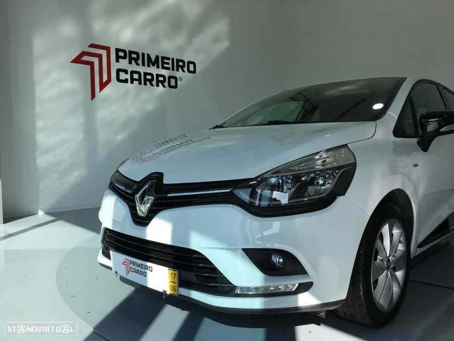 Renault Clio 0.9 TCe Limited GPS 90cv - 10