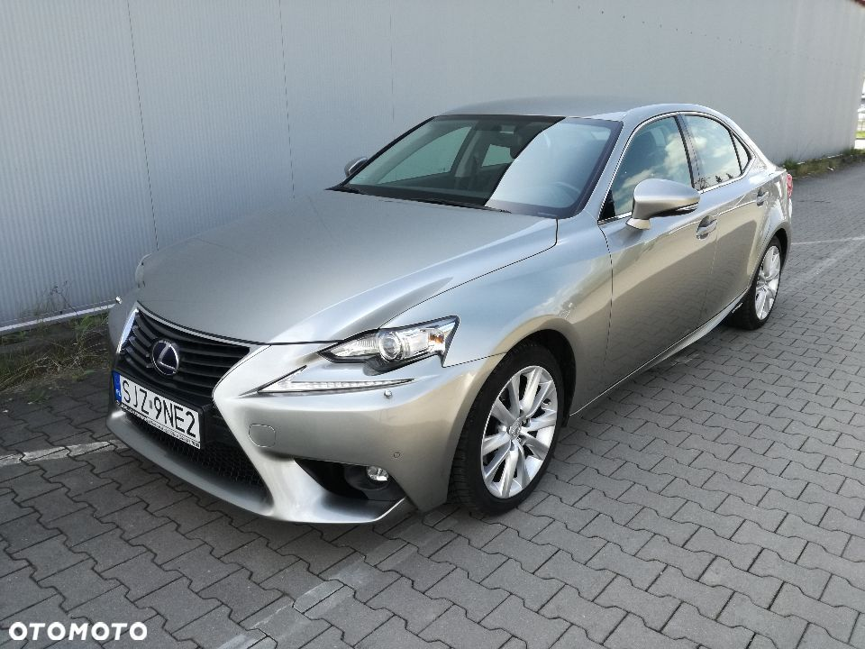 Lexus IS Krajowy ,elegance - 5