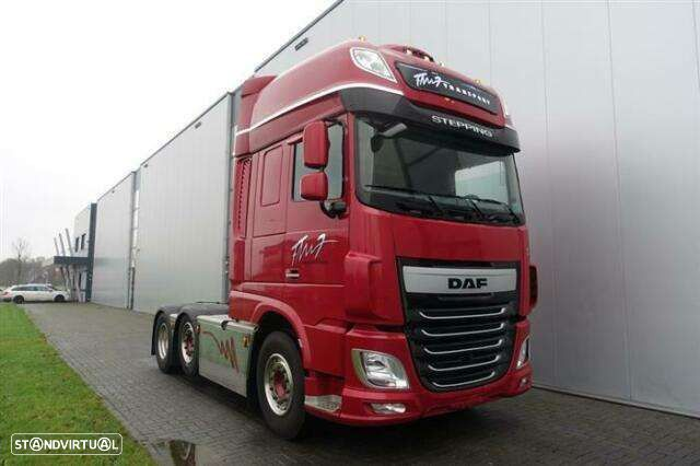 DAF Xf510 6x2 Pusher With Steering Axle Euro 6 Speci - 1