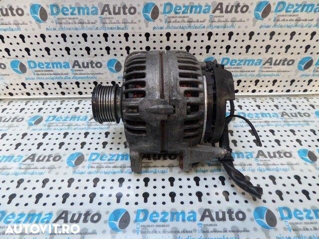 Alternator, Vw Golf Plus (5M1, 521) 1.9tdi BLS - 2