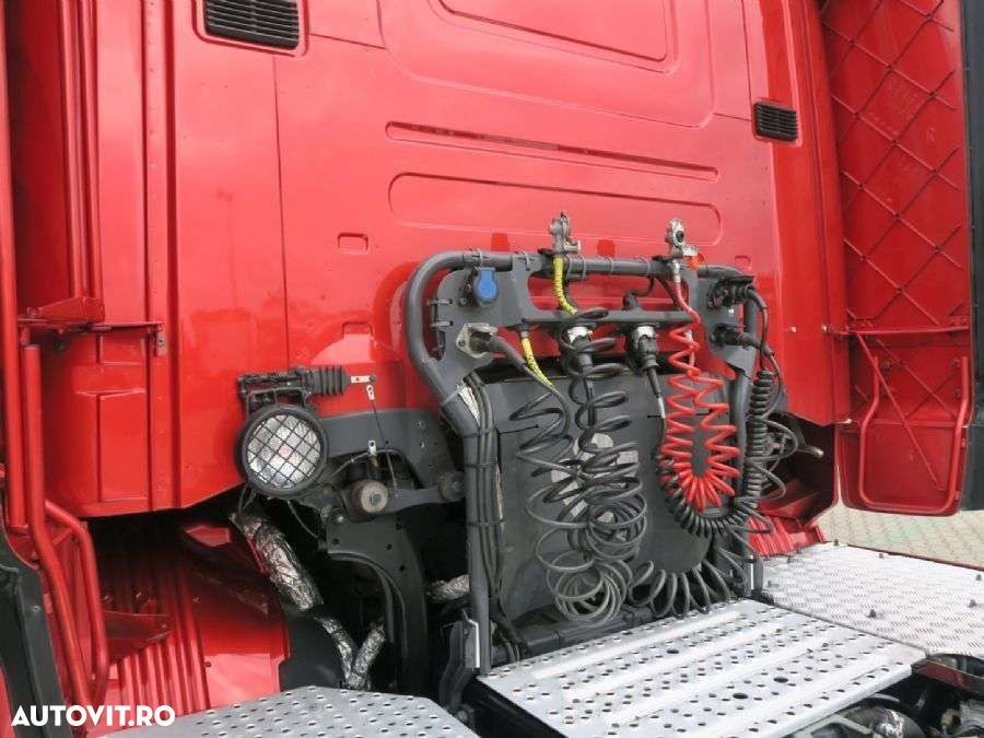 Scania R580 4x2MNB V8 Red Passion - 7