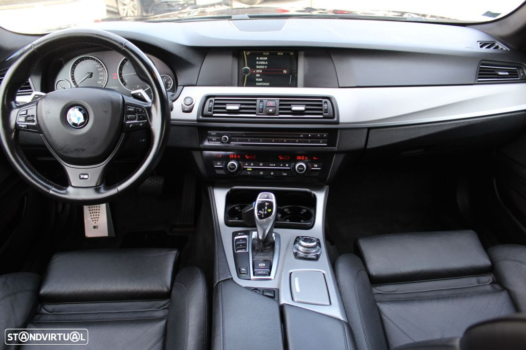 BMW 535 d Touring Pack M Auto - 20