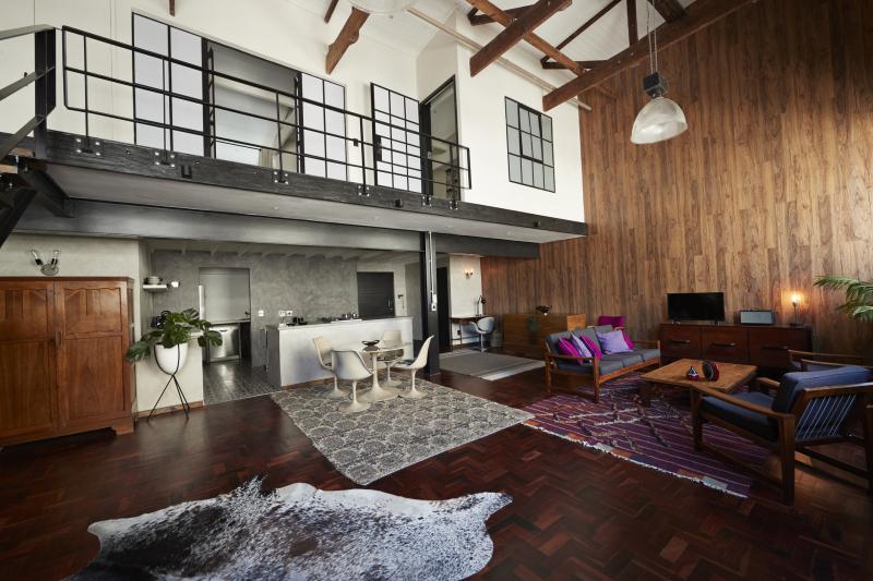 Mieszkania w stylu loft
