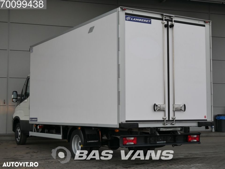 Iveco Daily 35C17 3.0 Koelwagen / Vries -20*C Dag / Nacht 17m3 Airco Cruise - 2