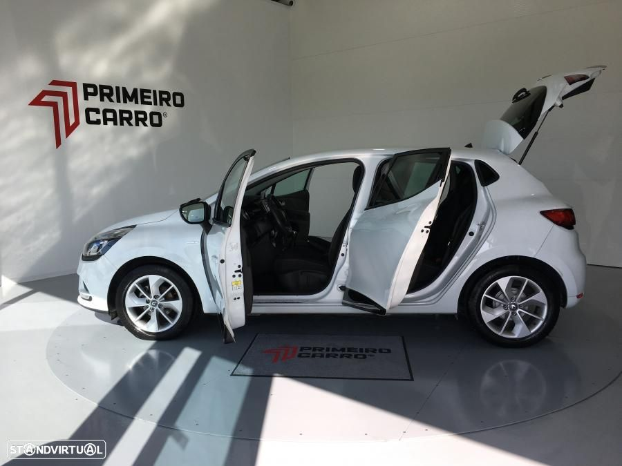 Renault Clio 0.9 TCe Limited GPS 90cv - 19