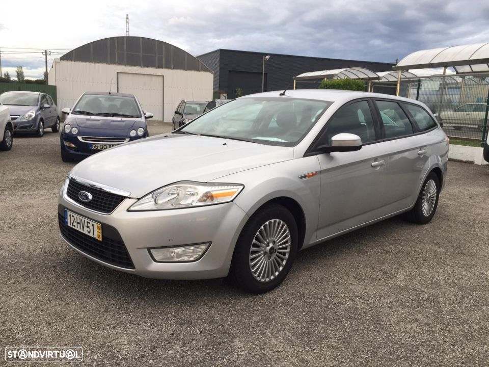 Ford Mondeo SW 1.8 tdci - 5