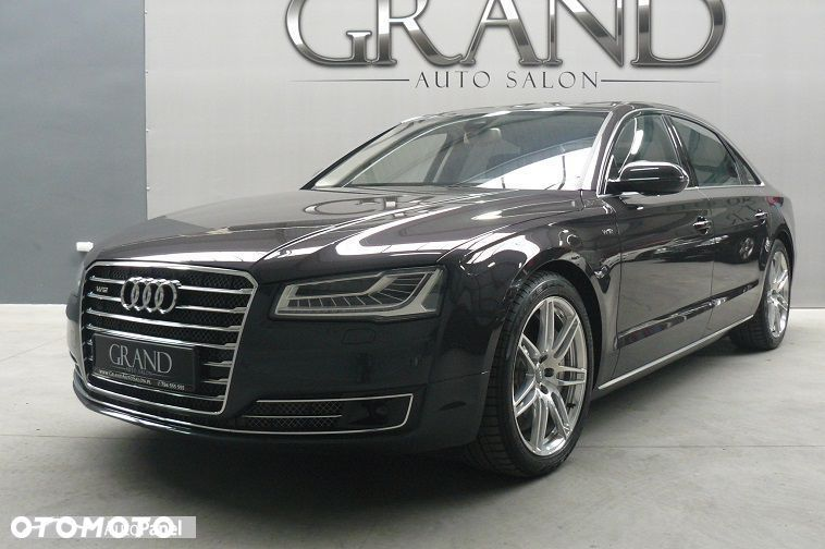 Audi A8 W12 Long Matrix B&O Ceramika FV23 - 1